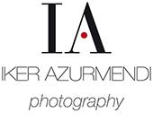 Iker Azurmendi Fotógrafo logo